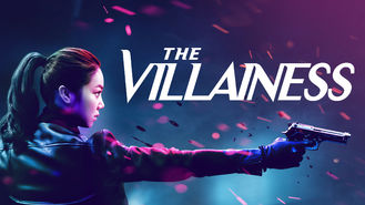 Netflix box art for The Villainess