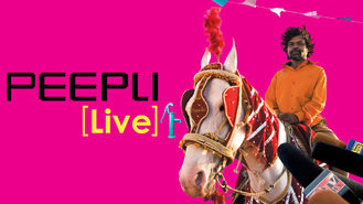 Netflix Box Art for Peepli Live